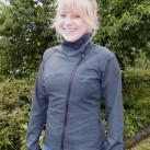 Der heutige Nieselregen macht ihr mit dem Commuter A2B Jacket  gar nichts aus - also fast nichts...
