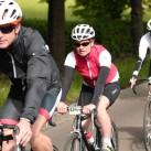 Im Geschwindigkeitsrausch: Bernd, Sandra und Manuel