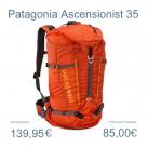 Ascensionist Pack 35 von Patagonia: Spannender Kletter- und Hochtourenrucksack