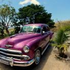 Reisebericht Cuba -Oldtimer prägen das Stadtbild, wenn auch nicht immer so gut erhalten