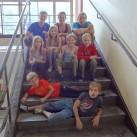 Das erfolgreiche Boulderteam in Chemnitz
