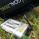Der Guide 10 Plus Akkupack am Nomad 7 Solarpanel