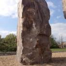 Der Große der drei Felsen