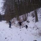 Outdoor-Bogenschießen: Auch im Winter wird geschossen