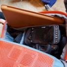 rotation180° Panorama: In der Hüfttasche ist Platz für ein Tablet und eine SDSL-Kamera