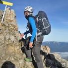 Platz 11: Ander – Der Beau des Klettersteigs! Wenigstens grüne Schuhe. Geht doch!