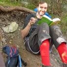 Sonderwertung Platz 3: Marco – Rote Socken machen glücklich!