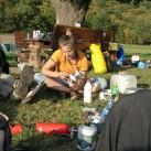 Kocherschulung auf Tour 2006