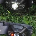 Stirnlampe Black Diamond Cosmo: unterschiedliche Leuchtmodi