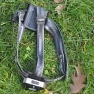 Stirnlampe Black Diamond Icon - einzige Lampe im Test mit einem Kopfband und dem Batteriefach hinten