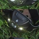 Stirnlampe Black Diamond Spot - unterschiedliche Leuchtmodi