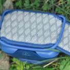 Stirnlampe Petzl Tikka+ - ein weiches Band auf der Innenseite ist Garant für den hohen Tragekomfort