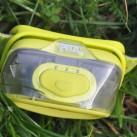Stirnlampe Petzl Tikka - leicht gängiger Einschaltknopf