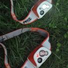 Stirnlampe-Petzl Tikka RXP: Im Vorfeld können die unterschiedlichen Leuchtmodi konfigueriert werden