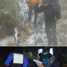 Unterwegs im Isergebirge 2001
