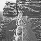 Blick zurück in die Kletter-Vergangenheit