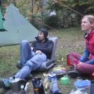 Suchbild: Light my Fire Pack-up-Cup, Coghlan's Campingtoaster, GSI Schneebesen