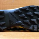 Die Stealth Rubber Sohle des Adidas Terrex Scope GTX