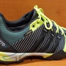 Fersenkonstruktion des Adidas Terrex Scope GTX: etwas zu hoch und zu hart