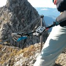 Klettersteigset-Test im Karwendel: Auf dem Mittenwalder Höhenweg