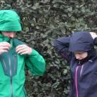Lithang Jacket: Kapuzeneinstellung