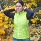 Vest Piz Lischana: Elastische Armeinsätze