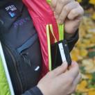 Vest Piz Lischana: In die Brusttasche passt zwar ein Smartphone, ...
