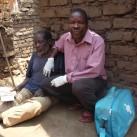 Ein wichtiger Pfeiler des Aids-Hilfe Malawie e.V.: Hauskrankenpflege