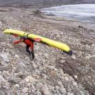 Er wird sich ewig daran erinnern: Bootstransport auf der Arktisexpedition 2004 im Norden von Spitzbergen