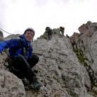 Scarpa - Zen Lite GTX - Auf dem Klettersteig