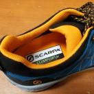 Scarpa - Zen Lite GTX - Innenansicht