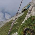 Express-Sets als mobile Sicherung im alpinen Gelände