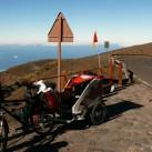 Teneriffa und La Palma per Fahrrad mit Kind