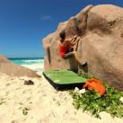 Boulderparadies Seychellen