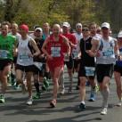 Hochpulsig unterwegs beim Leipzig Marathon