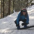 Ortovox Hybrid Pant: geniale Bewegungsfreiheit durch die Stretcheinsätze