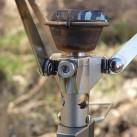 Micro Rocket - Doppelte Scharniere für kleineres Packmaß