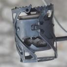Kocher Polaris Optimus: kompakt und klein beim Transport