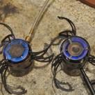 Kocher Polaris Optimus: Kochervergleich Nova (links) und Polaris (rechts)