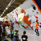 Sächsischer Kinder- und Jugendcup im Bouldern: Was für ein Gewimmel