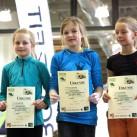 Sächsischer Kinder- und Jugendcup im Bouldern: Ein Siegerlächeln von Kaja