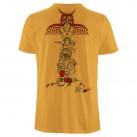 Red Chili: T-Shirt Erbse Pfahl mit tollem Comic-Design von der Zeichnerlegende Erbse
