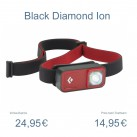 Black Diamond Ion Stirnlampe