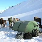 Wintertauglich: Mit dem Keron in Kyrgyztan (Foto: Bryan Martin)