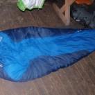 Kunstfaserschlafsäcke: Mit dem Lamina 20 in einer schottischer Bothy
