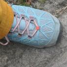 Primer Low Women La Sportiva: Steht gut auf Sandstein