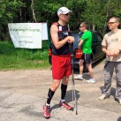 ... an der Wechselsstelle in Reitzenhain war dann doch Schluss. Schade für ihn! wir hoffen, seine Beine haben sich wieder gut und schnell erholt. (Bild: LG eXa)