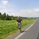 Auf dem Weg auf den Keilberg