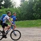 Radbegleitung in Doppelfunktion: Verantwortlich für die Orientierung und den Wassertransport