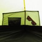 Stauraum in Inneren: In den Innenzelttaschen des Enan ist mehr Platz als nur für die Sonnenbrille.